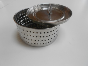 Indian Cheese Colander