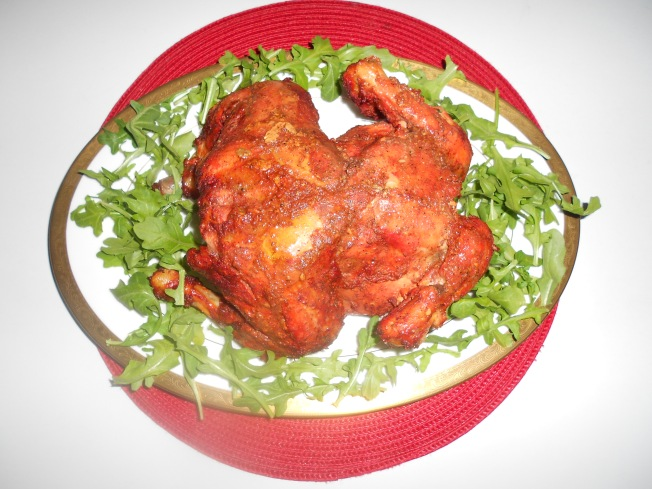 Tandoori Chicken Roast